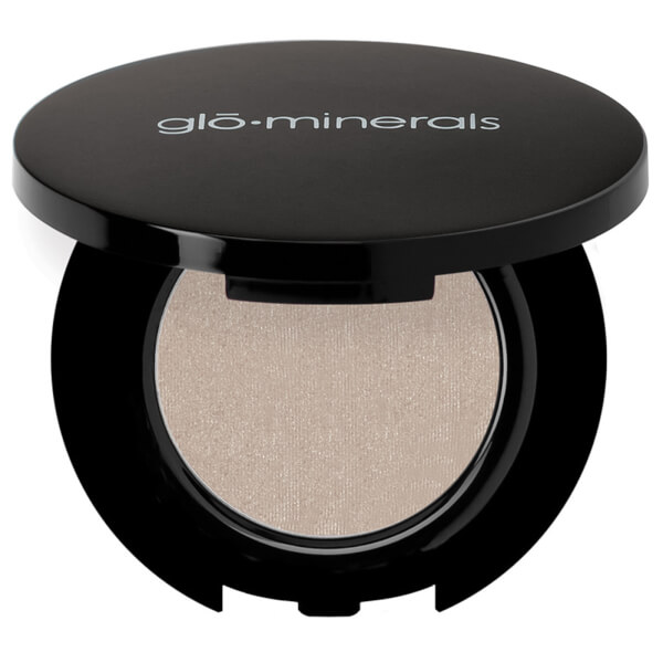 glo minerals Eye Shadow Silver Mist 1.4gm
