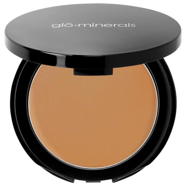 glo minerals Pressed Base Honey-Dark 9.9gm