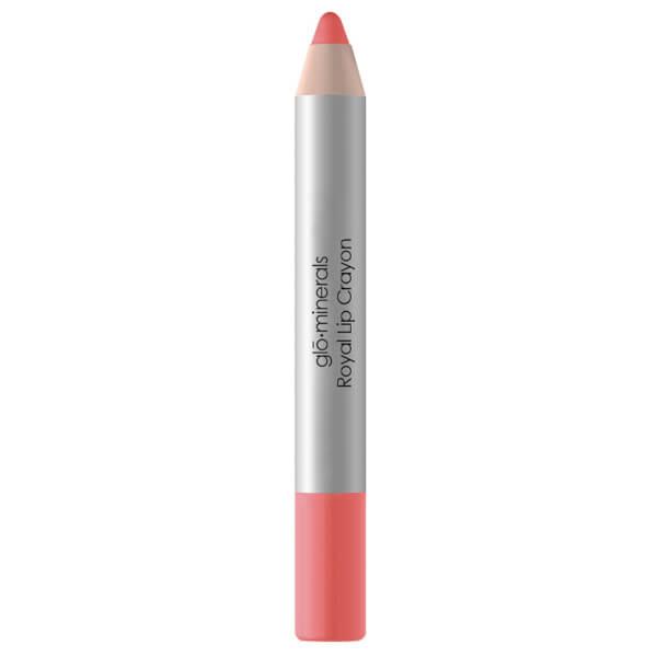 glo minerals Royal Lip Crayon Countess Coral 2.8gm