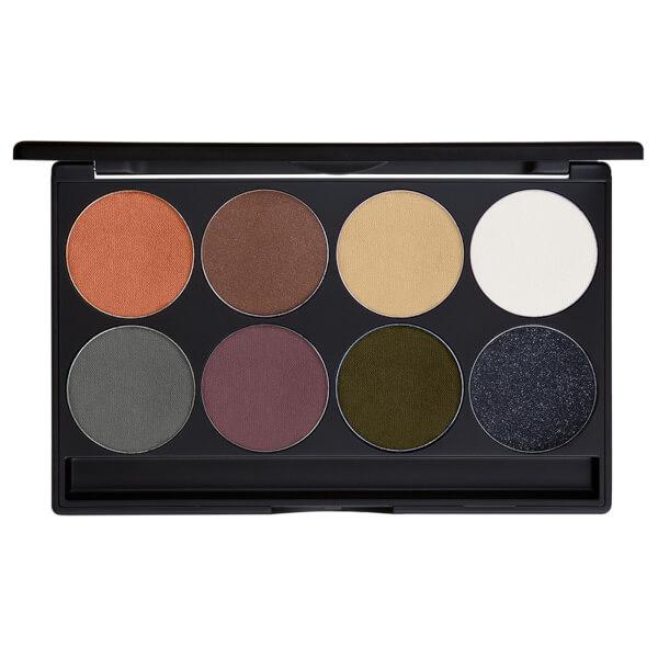 Gorgeous Cosmetics 8 Pan Eye Shadow Palette - Fashion