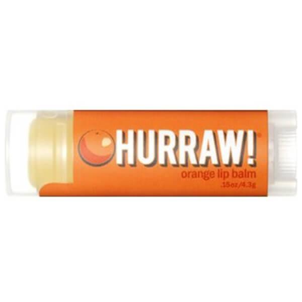 Hurraw! Orange Lip Balm 4.3g