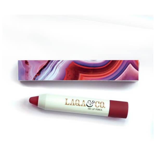 LAQA & Co. Fat Lip Pencil - Palate Cleanser 4g