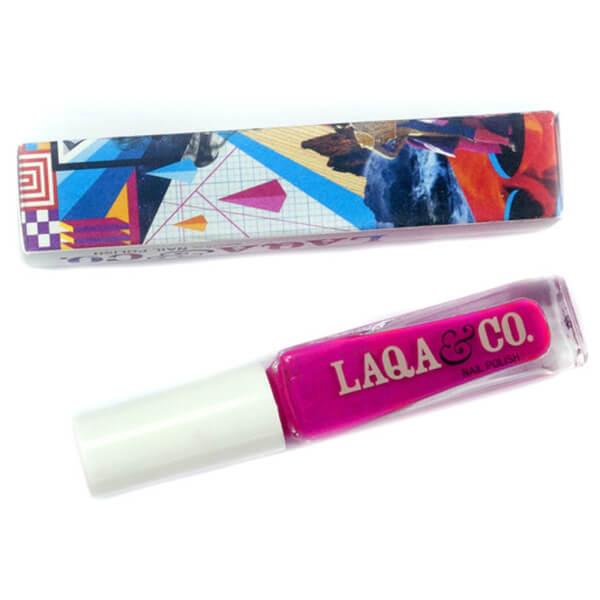 LAQA & Co. Nail Polish - Bounty Hunter 9ml
