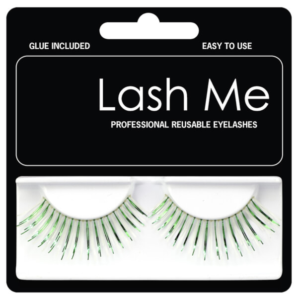 Lash Me Lashes Glow In The Dark Thin Green