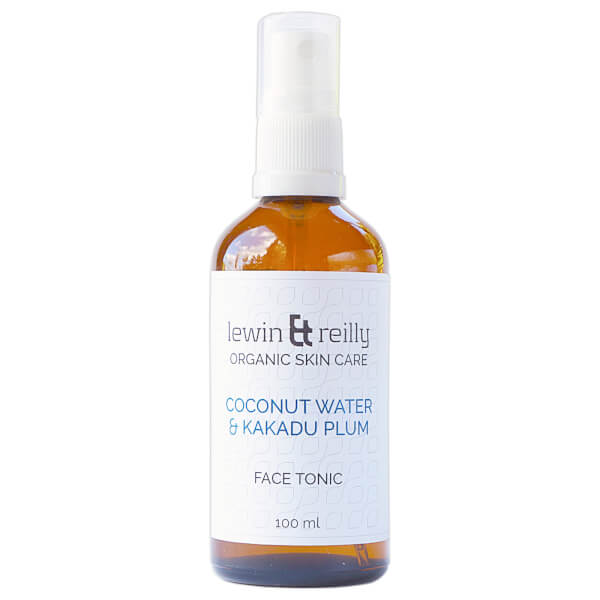 Lewin and Reilly Organic Skin Care Coconut Water And Kakadu Plum Face Tonic 100ml