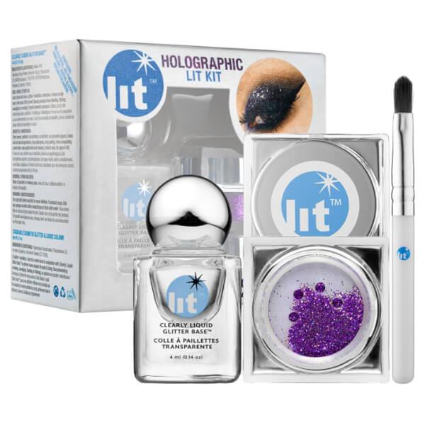 Lit Cosmetics Mini Me Lit Kit - Disco Diva Size #2 Solid