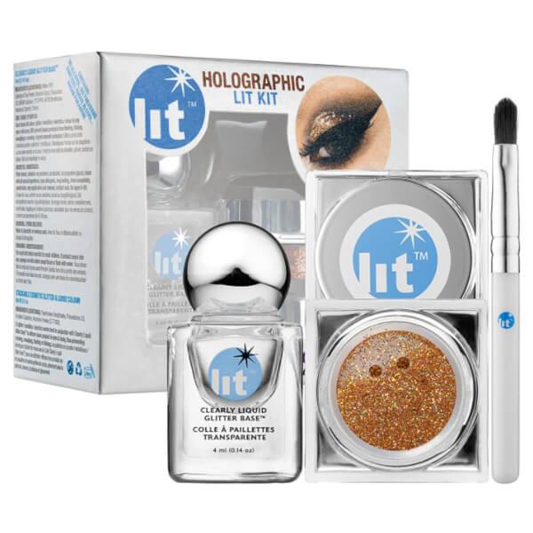 Lit Cosmetics Mini Me Lit Kit - Rich & Famous Size #2 Solid