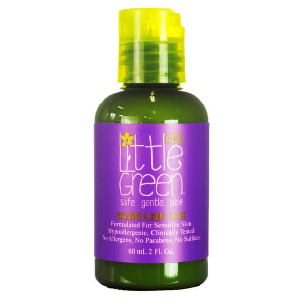 Little Green Kids Shampoo And Body Wash 60ml