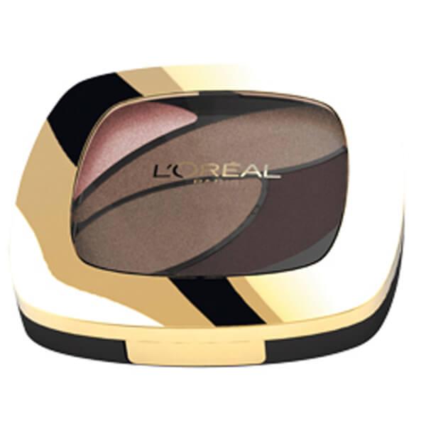 L'Oréal Paris Color Riche Eye Shadow Quads E4 Absolute Taupe (Marron Glace) 29g