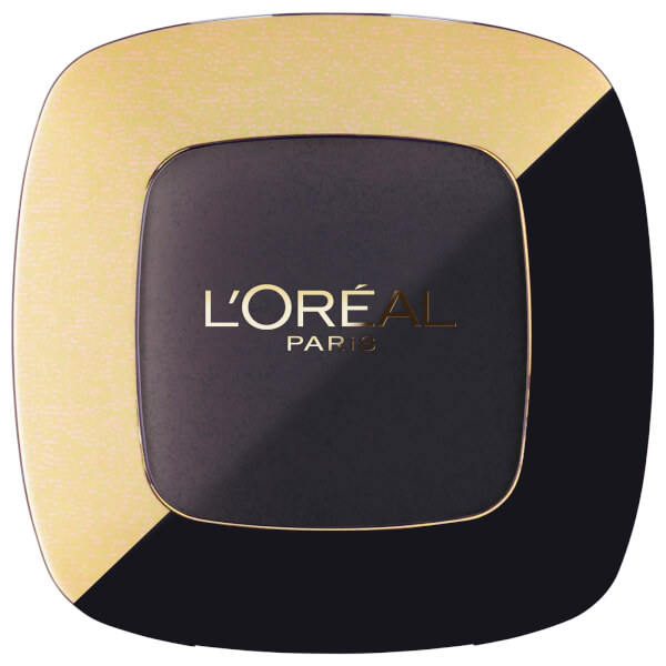 L'Oréal Paris Colour Riche Mono Eye Shadow #100 Noir C'Est Noir (Black Is Black) 3g
