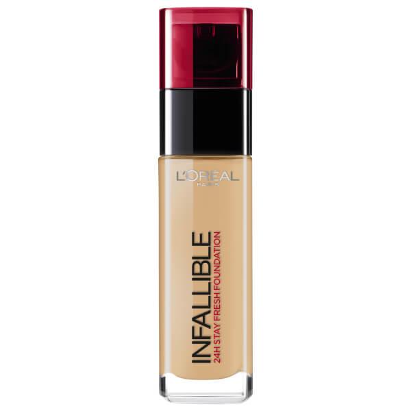 L'Oréal Paris Infallible 24hr Liquid Foundation #150 Radiant Beige 30ml
