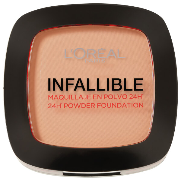 L'Oréal Paris Infallible 24hr Powder Foundation #160 Sand Beige 9g