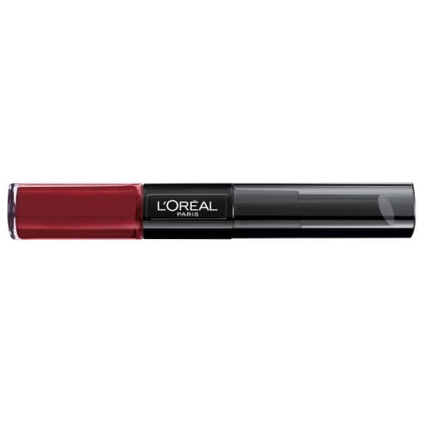 L'Oréal Paris Infallible 2-Step Lipstick #700 Boundless Burgundy 10ml