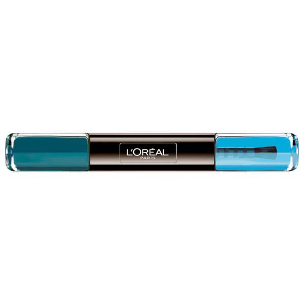 L'Oréal Paris Infallible Gel Nail Polish #7 Ocean Infinity 2 x 5ml