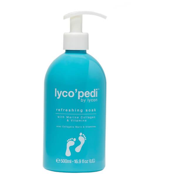 Lycon Lyco'Pedi Refreshing Foot Soak 500ml