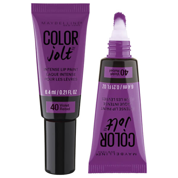 Maybelline Color Jolt Intense Lip Paint #15 Violet Rebel 6.4ml