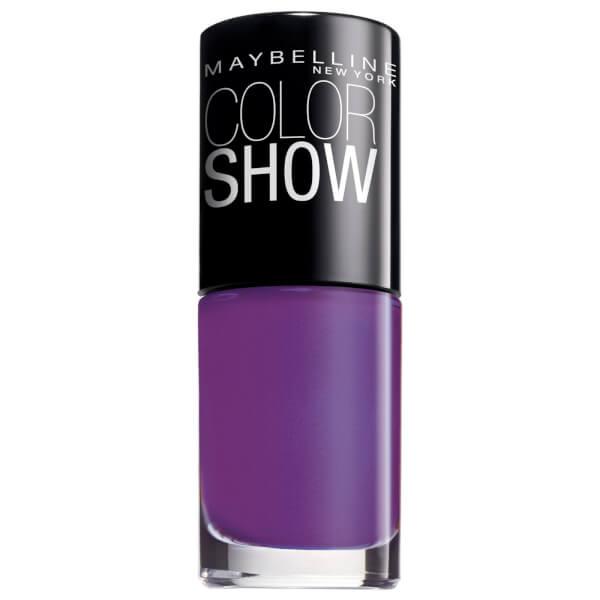 Maybelline Color Show Nail Lacquer #336 Violet Vogue 7ml