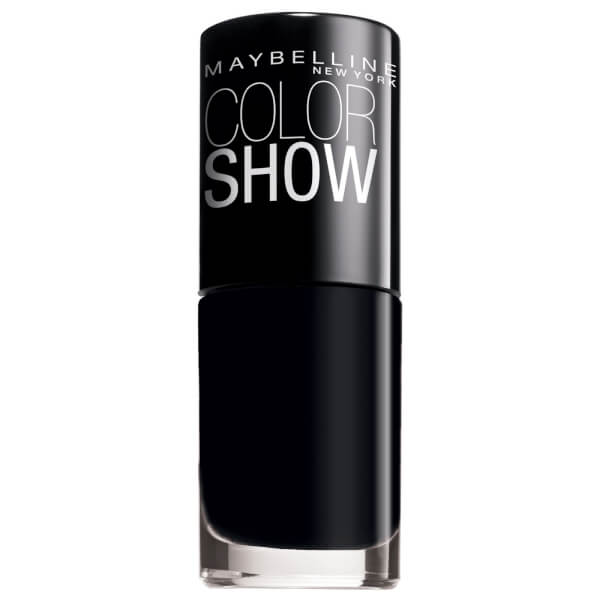 Maybelline Color Show Nail Lacquer #677 Blackout 7ml