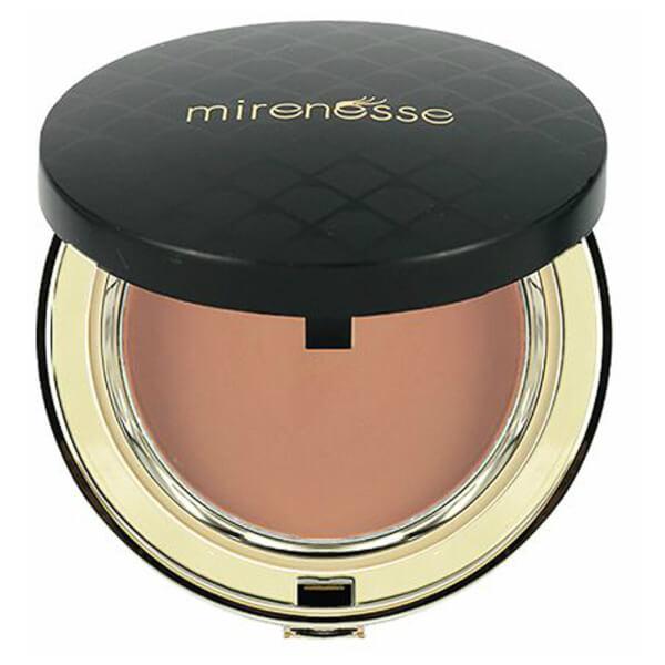 mirenesse Skin Clone Foundation Mineral Face Powder SPF15 - 25. Bronze 13g
