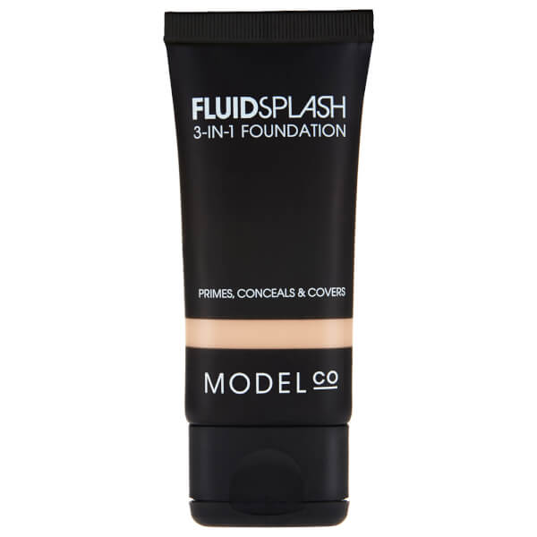 ModelCo Fluid Splash 3 In 1 Foundation 02 Nude 30ml