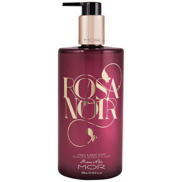 MOR Rosa Noir Hand And Body Wash 500ml