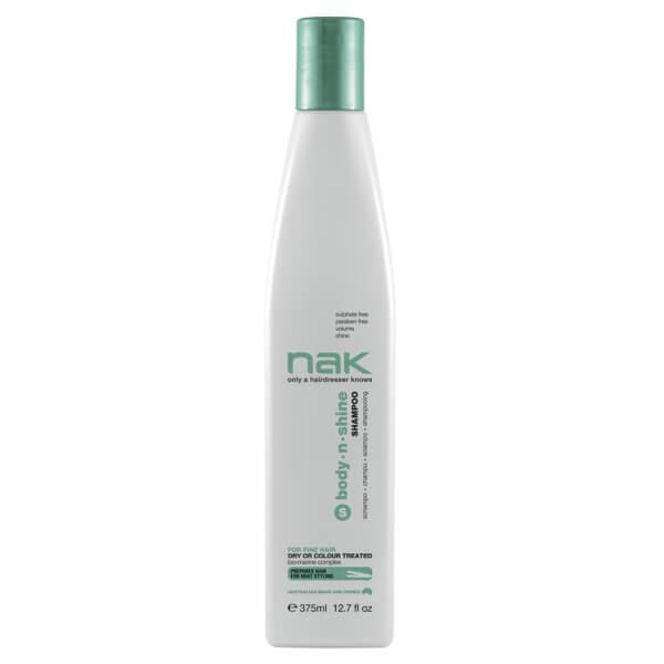 Nak Body N Shine Shampoo 375ml