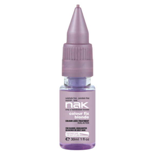 Nak Colour Fix Blonde 30ml