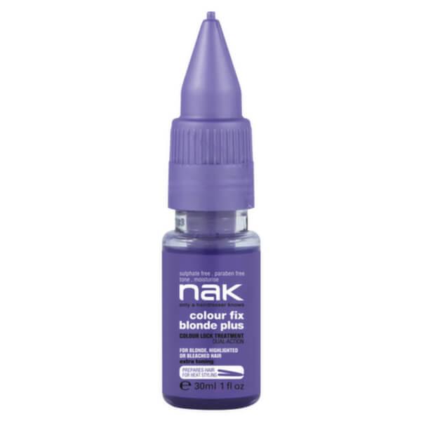 Nak Colour Fix Blonde Plus (Extra Toning) 30ml