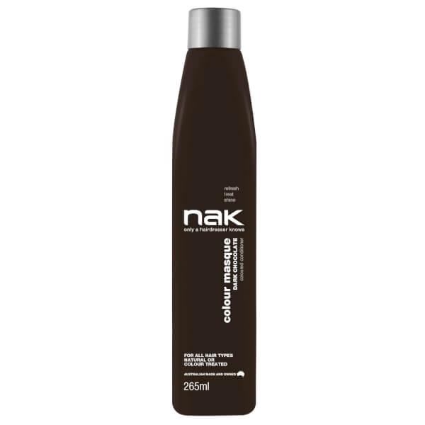 Nak Colour Masque Coloured Conditioner - Dark Chocolate 265ml