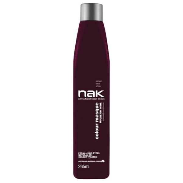 Nak Colour Masque Coloured Conditioner - Mulberry Wine 265ml