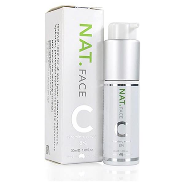 NAT. Vitamin C Serum