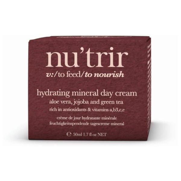 nu'trir Hydrating Mineral Day Cream 50ml