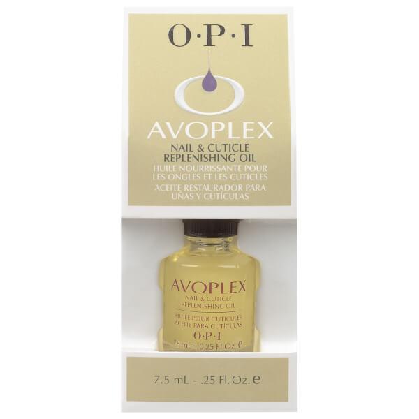 OPI Avoplex Nail And Cuticle Replenishing Oil 7.5ml