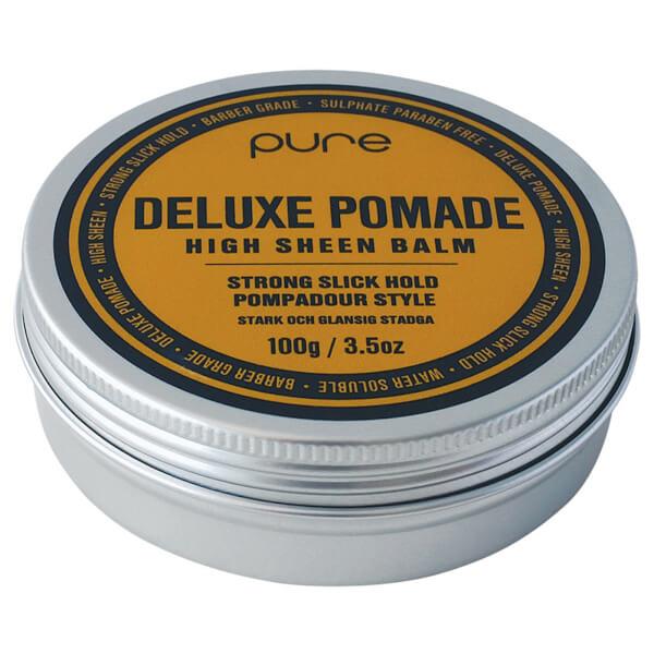 Pure Deluxe Pomade High Sheen Balm 100g
