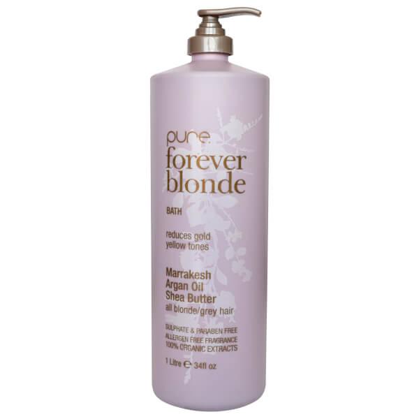Pure Forever Blonde Bath 1l
