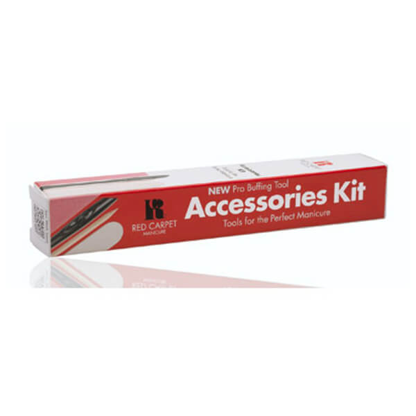 Red Carpet Manicure Accessories Kit