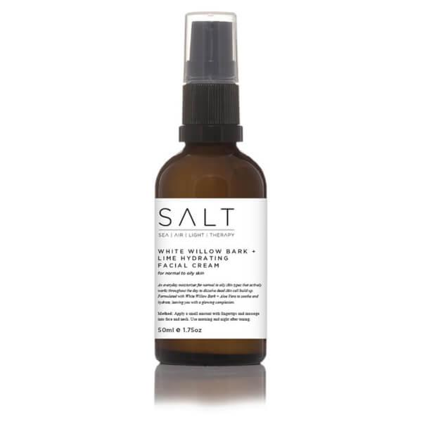 SALT White Willow Bark + Lime Hydrating Facial Cream 50ml