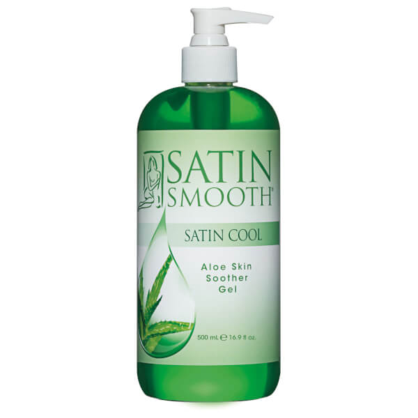 Satin Smooth Satin Cool Aloe Skin Soother Gel 473ml
