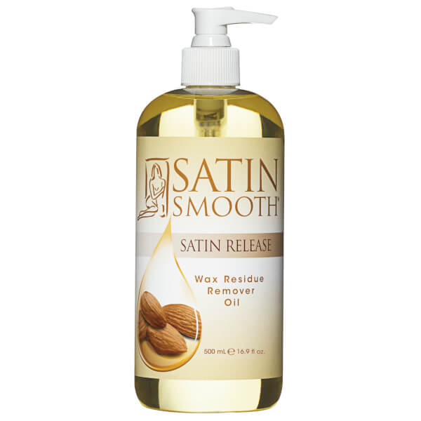Satin Smooth Satin Release Wax Residue Remover Oil 473ml
