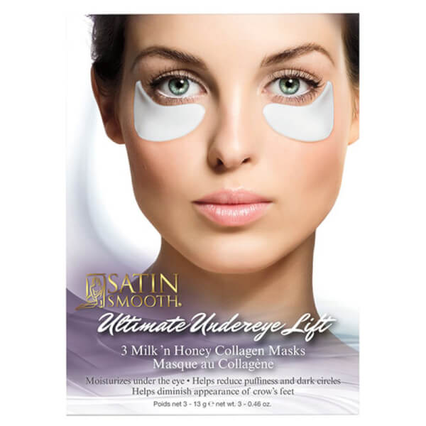 Satin Smooth Ultimate Collagen Under Eye Lift Masks