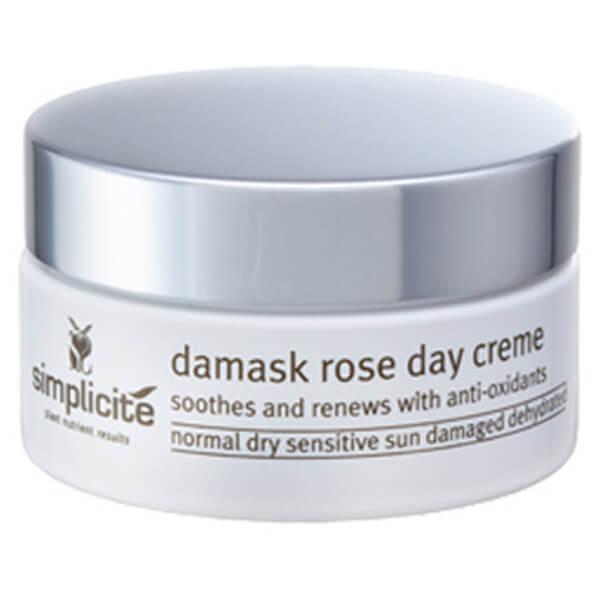 Simplicite Damask Rose Day Creme