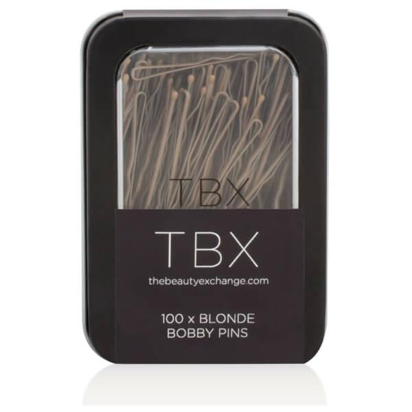 TBX Bobby Pins Brunette - 100x