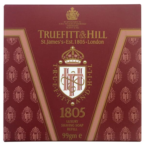 Truefitt & Hill Men's Shaving Soap Refill 1805 99g