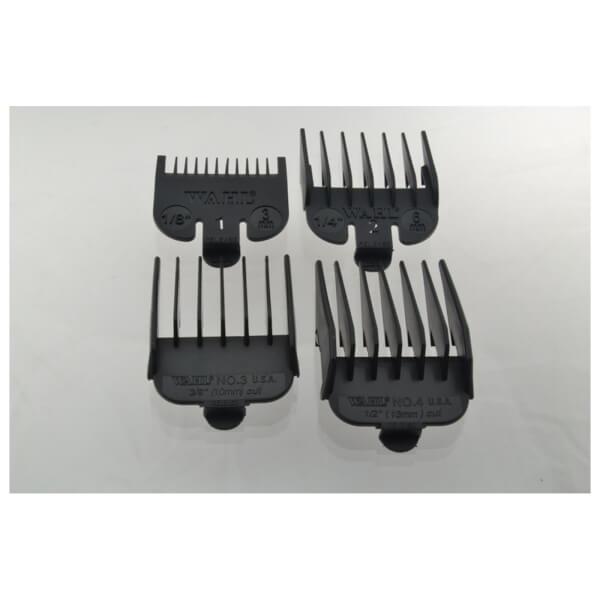 Wahl Plastic Clipper Guide Comb Attachment Size 1-4