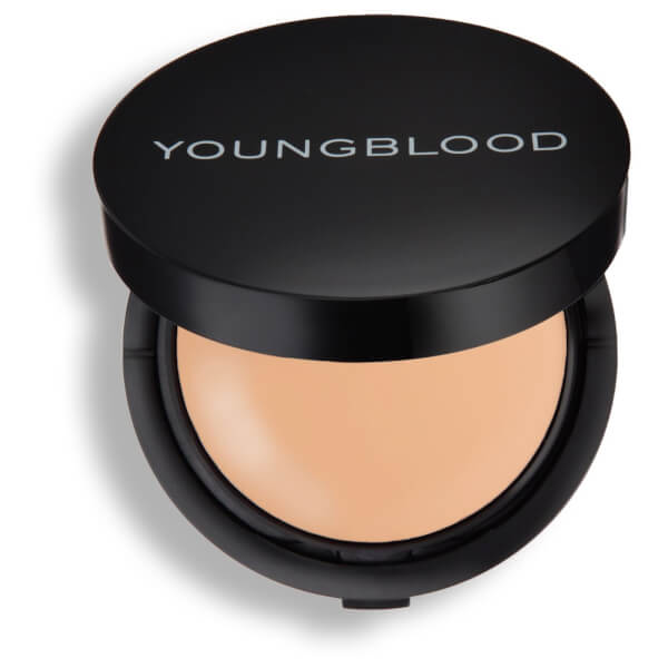 Youngblood Mineral Radiance Creme Powder Foundation - Barely Beige 7g
