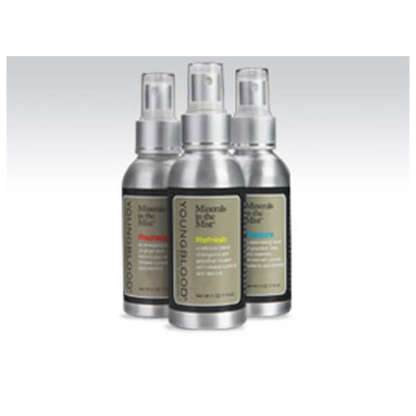 Youngblood Minerals In The Mist 120ml - Recharge