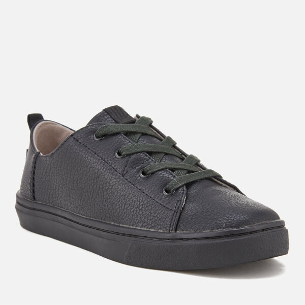 TOMS Kids' Lenny Trainers - Black