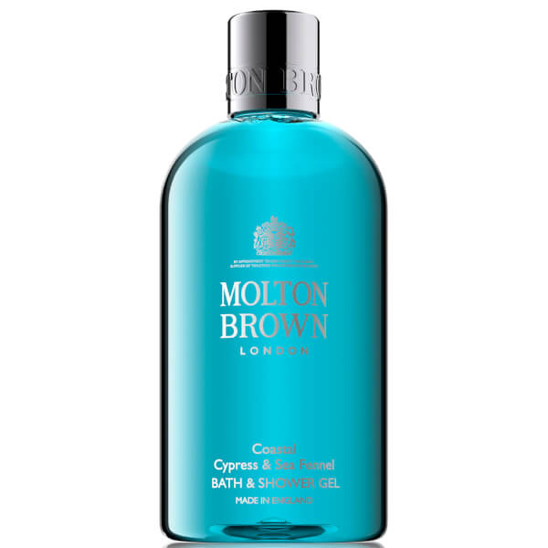 Molton Brown Coastal Cypress & Sea Fennel Body Wash 300ml