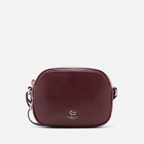 Radley Women's Greyfriars Gardens Small Ziptop Cross Body Bag - Port