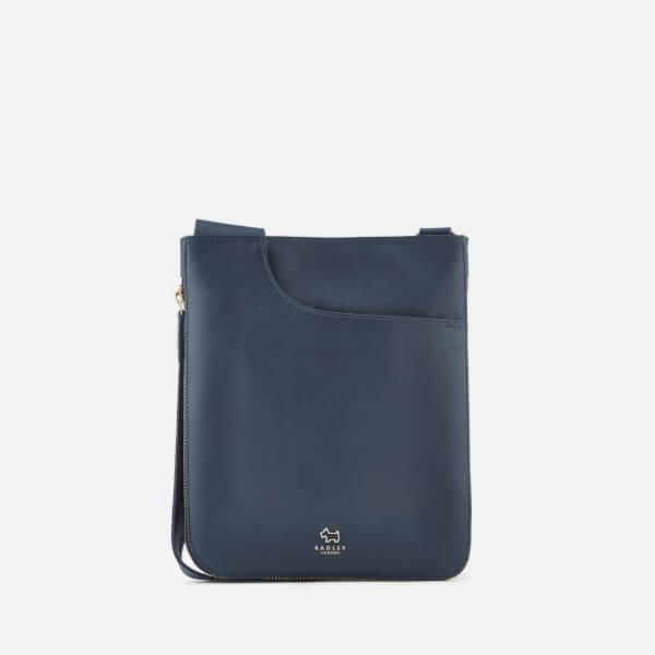 Radley Women's Pockets Medium Ziptop Cross Body Bag - Ink